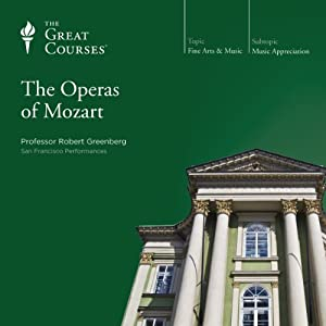 The Operas of Mozart Lecture