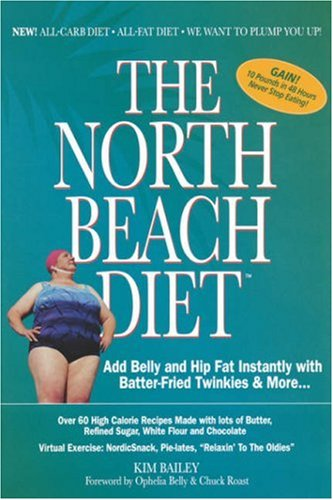 The North Beach Diet: Add Belly and Hip Fat Instantly with Batter Fried Twinkies and More?