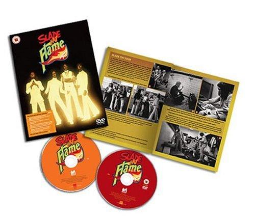 Slade in Flame [DVD/CD]