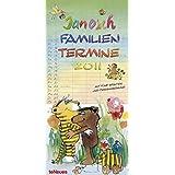 """Janosch Familientermine 2011von """"Little Tiger Verlag"""""""
