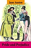 Image of Pride and Prejudice (Unabridged with the original watercolor illustrations by C.E. Brock)