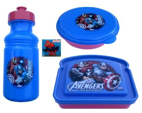 Marvel Avengers Lunch Set