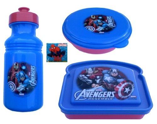 Marvel Avengers Lunch Set - 1