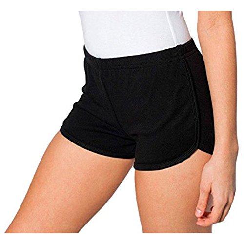 american-apparel-pantaloncini-donna-black-small