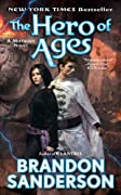 The Hero of Ages: Book Three of Mistborn by Brandon Sanderson cover image