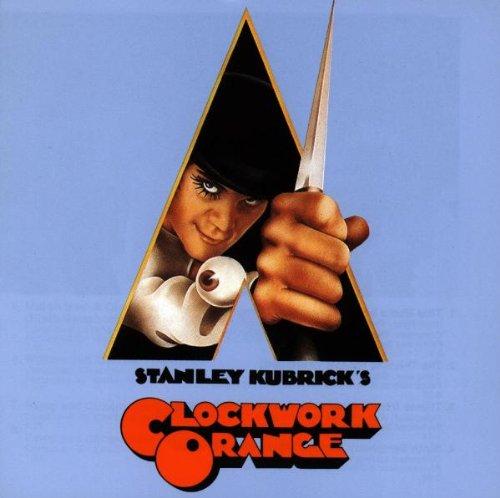 Original album cover of Stanley Kubrick's Clockwork Orange (1971 Film) by Beethoven, Ludwig Van
