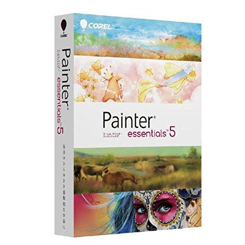 コーレル Corel Painter Essentials 5 通常版