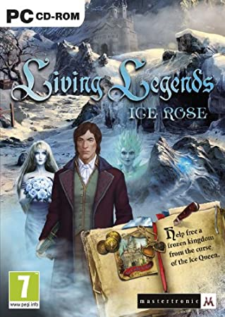 Living Legends: Ice Rose (PC DVD)