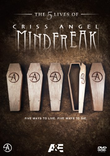 The 5 Lives of Criss Angel Mindfreak DVD Set