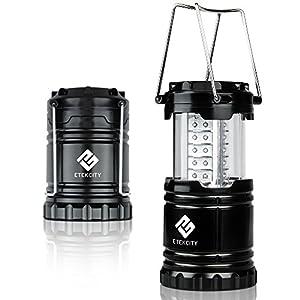 Etekcity® Lanterne LED Lampe Camping Portable Pour l'Utilisation Domestique, Jardin, Activité de Plein Air et Urgence