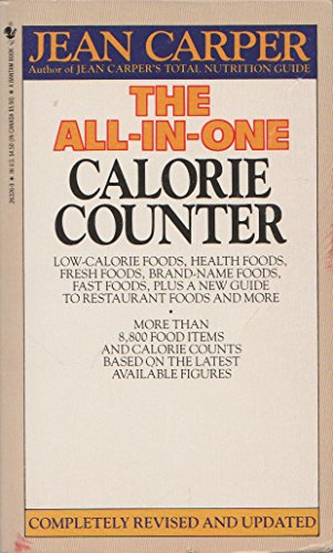 All-in-One Calorie Counter