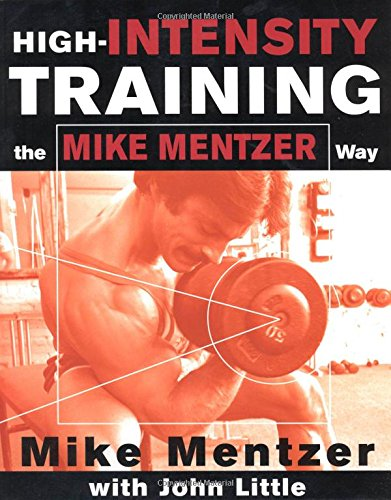 High-Intensity Training The Mike Mentzer Way front-1017742