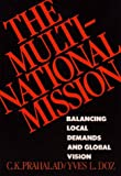 Multinational Mission (0029250501) by Prahalad, C.K.
