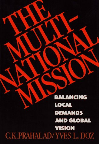 Multinational Mission PDF