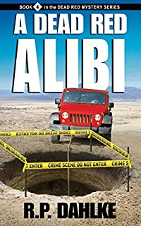 A Dead Red Alibi by RP Dahlke ebook deal