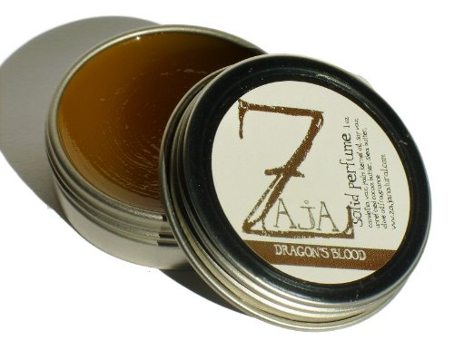 Dragon's Blood Solid Perfume by ZAJA Natural - 1 oz
