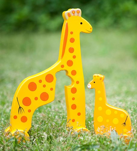 Wooden-Mommy-and-Baby-Push-Toys-in-Giraffe