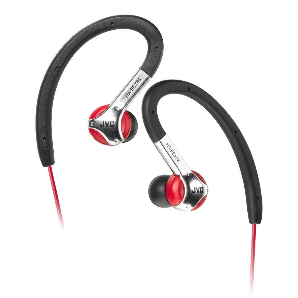 JVC HA-EBX86-R-E - Auriculares deportivos de clip flexible  Informática Comentarios
