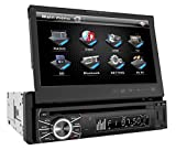 Power Acoustik PTID-8920 In-Dash DVD AM/FM Receiver with...