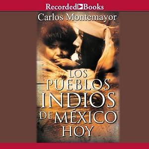Los Pueblos Indios de Mexico Hoy [The Indigenous Peoples of Mexico Today] | [Carlos Montemayor]