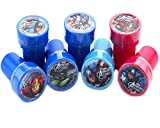 Marvel Avengers Stampers Party Favors (10 Stampers)