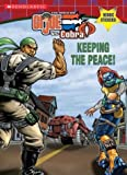 img - for By Mo Earbooker G.i. Joe -vs- Cobra Keeping the Peace! (G.I. Joe) (Act) [Paperback] book / textbook / text book