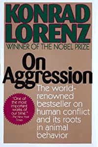 "Cover of ""On Aggression"""