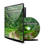 Fitness Journeys - Through the Rainforest, for indoor walking, treadmill and cycling workouts