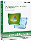 Virtual PC for Mac 6.1 with Windows XP Home