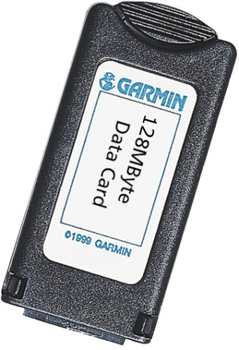 Garmin 128-Megabyte Memory Cartridge for StreetPilot and eMap (010-10226-13)