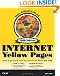 Que's Official Internet Yellow Pages,...