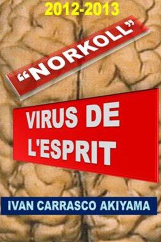 Couverture du livre VIRUS DE L'ESPRIT