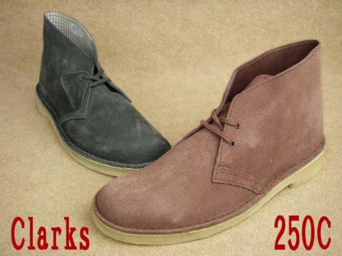 [クラークス] Clarks 250C DESERT BOOT デザートブーツ メンズ チャッカブーツ PURS(MINKSUEDE) 7(25cm)