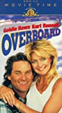 Overboard VHS Tape