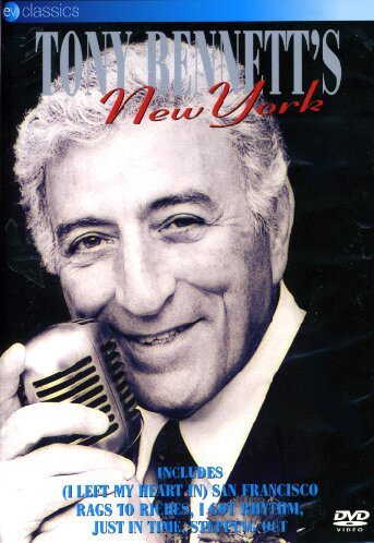 Tony Bennett'S New York [DVD] [2006]