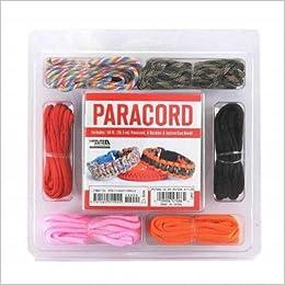 paracord bracelet instructions book