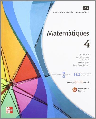 Matematiques 4 Eso - Ed.12 -