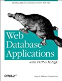 Web Database Applications with PHP, and MySQL