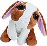 Lil Peepers Plush Soft Bean Toy From Suki: Nibbles The Small Rabbit 14106