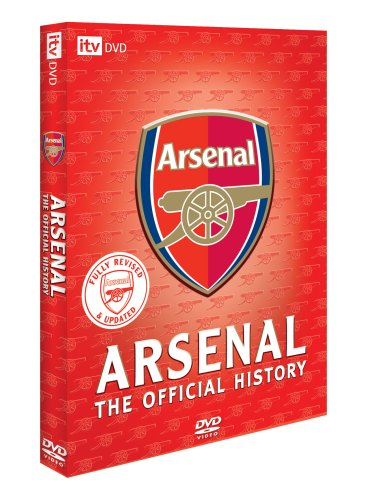 Arsenal - Updated Official History [DVD]