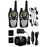 Midland GXT600VP4  18-Mile 22-Channel FRS/GMRS Two-Way Radio (Pair)