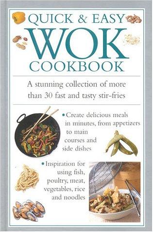Quick & Easy Wok Cookbook (Cook's Essentials) (The Essential Wok Cookbook compare prices)