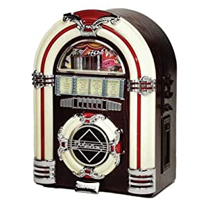 CR11CD Crosley Mini Jukebox CD (Discontinued by Manufacturer)