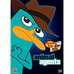 Phineas &amp; Ferb: The Perry Files - Animal Agents