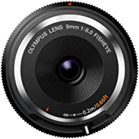 Olympus 9mm f/8.0 Fisheye Body Cap Lens