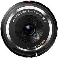 Olympus 9mm f/8.0 Fisheye Body Cap Lens (Black)