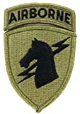 1st Special Operations Command OCP Patch with Airborne Tab - Scorpion W2