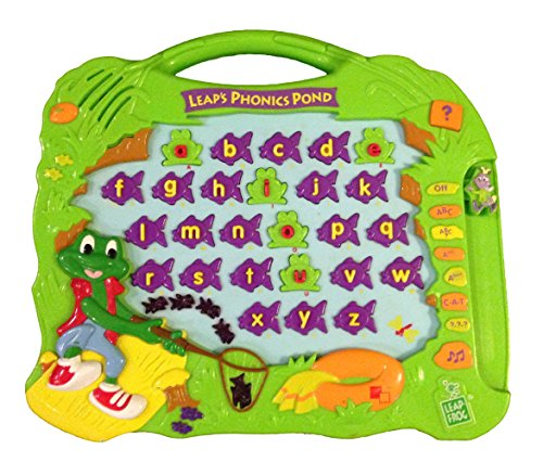 Leapfrog Leap'S Phonics Pond