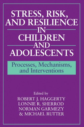 Stress, Risk, And Resilience In Children And Adolescents: Processes, Mechanisms, And Interventions front-1042439