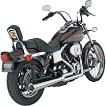 Vance & Hines Pro-Pipe HS Exhaust System - Chrome , Color: Chrome 17523